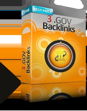 3 .gov Backlinks