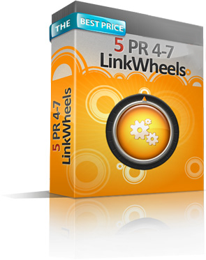 5 PR 4-7 Links Wheel